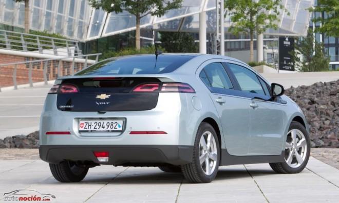 Chevrolet anuncia un eléctrico de autonomía extendida superior al Volt