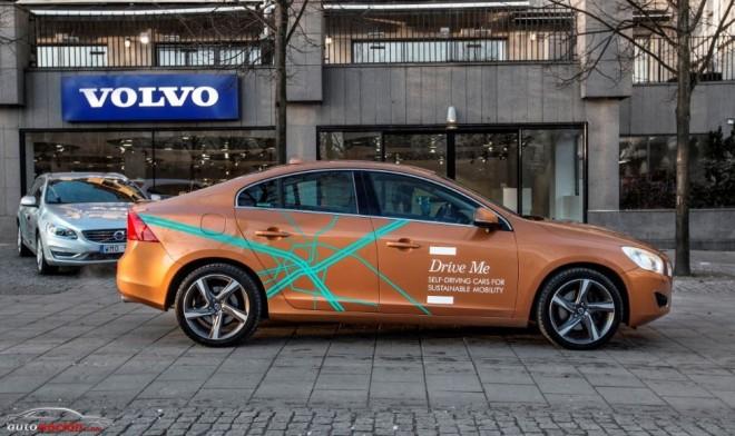 Siéntate y disfruta del viaje: La conducción Autónoma de Volvo
