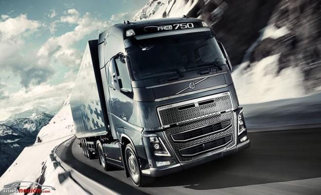 El Volvo FH16 llegará en primavera