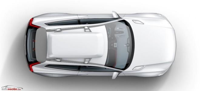 Volvo XC Coupé: El ADN de los futuros SUV de la marca sueca