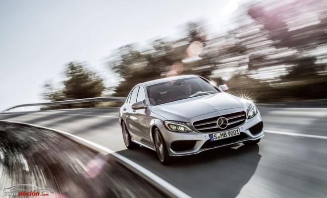 Todos los detalles: Así es el nuevo Mercedes-Benz Clase C