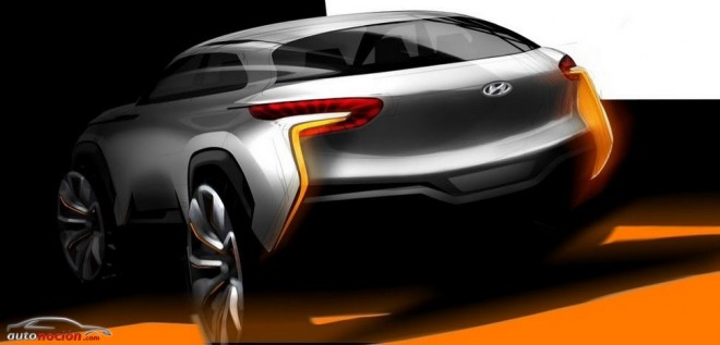 Intrado: El futuro de Hyundai en un atractivo boceto