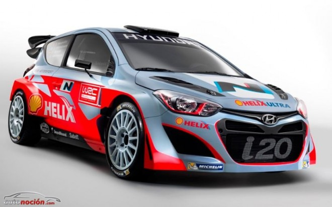 Hyundai Motorsport se prepara para empezar fuerte el 2014