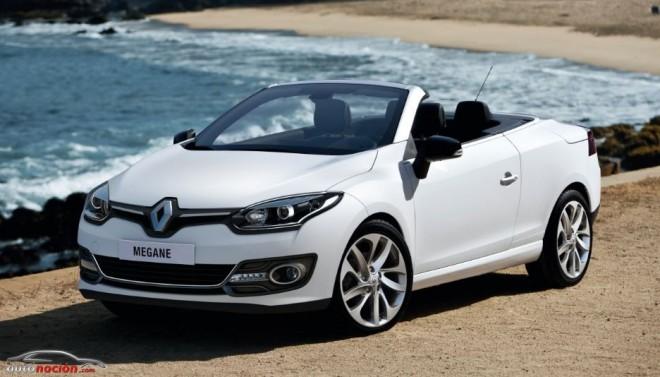 Así es el lavado de cara del Renault Mégane Coupé Cabrio