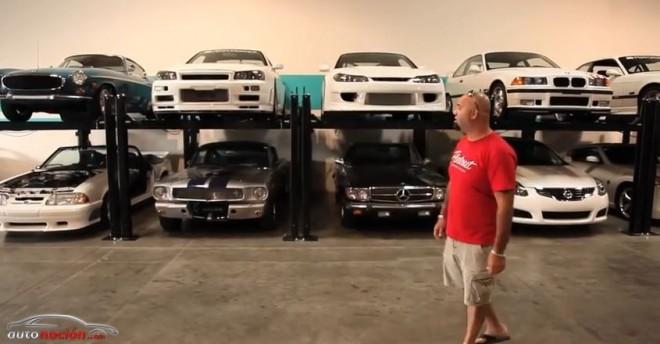 Más de 30 coches de la colección de Paul Walker desaparecieron 24 horas después de su accidente
