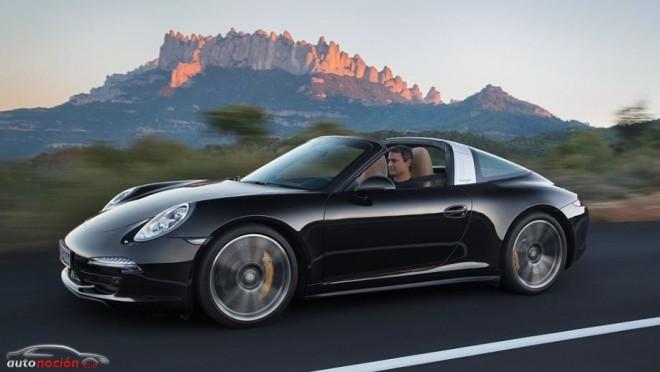 Todos los detalles del Nuevo Porsche 911 Targa: Desde 125.973 euros