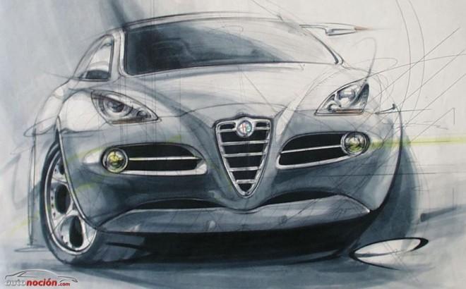 """""""Giorgio"""", la nueva plataforma de Alfa Romeo en la que se basarán sus futuros modelos"""