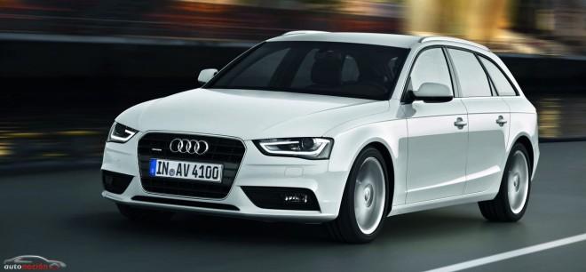 Audi A4 S line edition: el Audi A4 más completo