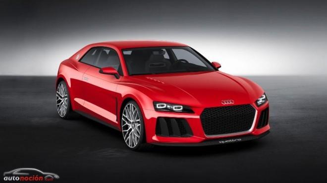 Audi Sport Quattro Laserlight Concept: El reemplazo del icono viene cargado de tecnología
