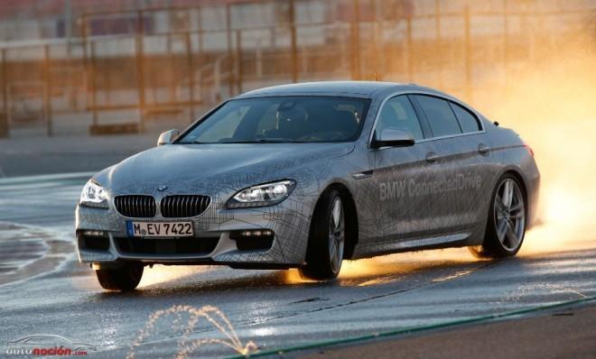 La conducción automatizada según BMW