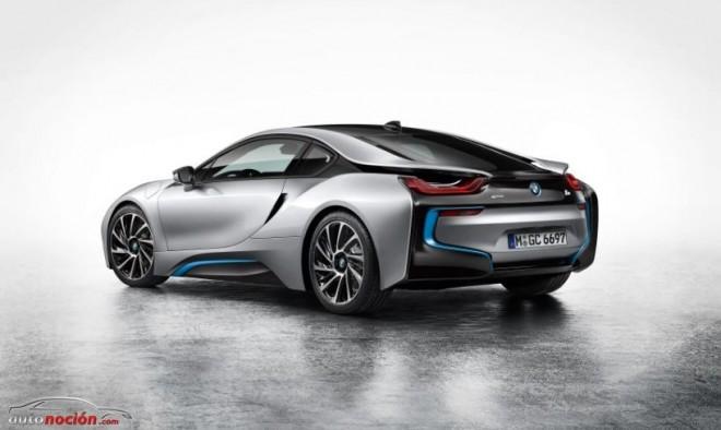 El nuevo BMW i8 desde 129.900 euros