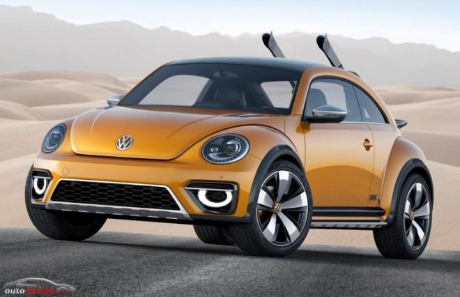 Volkswagen producirá el Dune, un modelo offroad derivado del Beetle