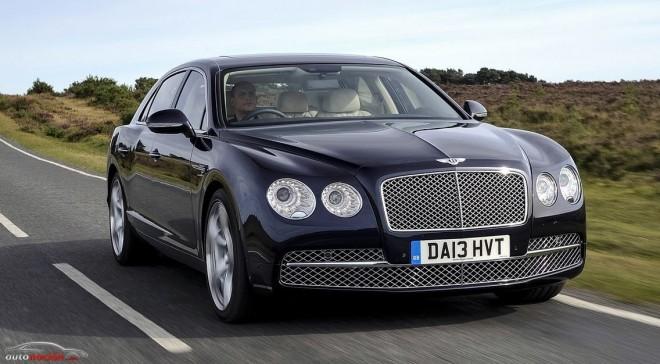 Bentley sigue siendo la referencia en el mercado de lujo
