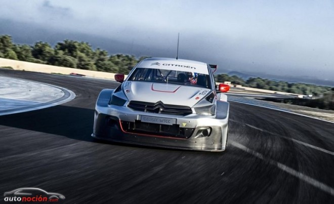 Citroën C-Elysée WTCC: La apuesta de la marca gala para el Campeonato del Mundo de Turismos