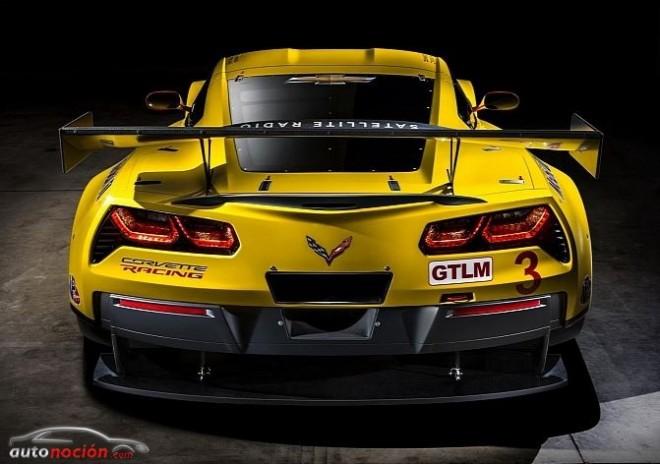 Chevrolet Corvette C7.R: El nuevo coche de carreras de GM