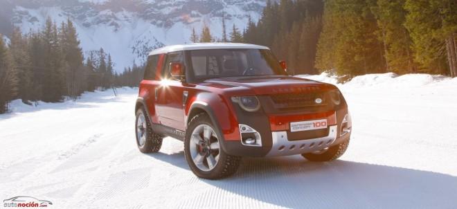 Land Rover podría lanzar al mercado un modelo por debajo del Evoque: ¿Hablamos del Landy?