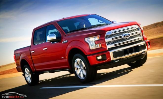 La reinvención de la pick up favorita de América: Nuevo Ford F-150