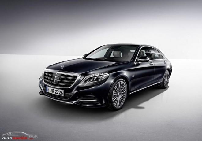 Mercedes Clase S600: Un V12 con 530 cv y 830 Nm de par para acelerar 2.185 kg de 0 a 100 km/h en 4.6 segundos