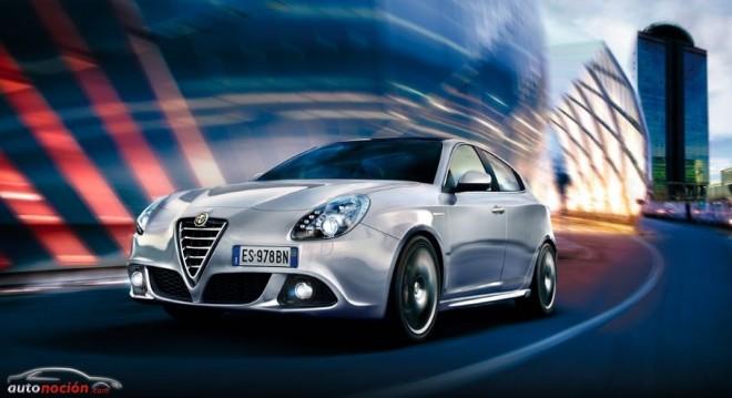 Giulietta Serie Especial Super desde 14.990 euros