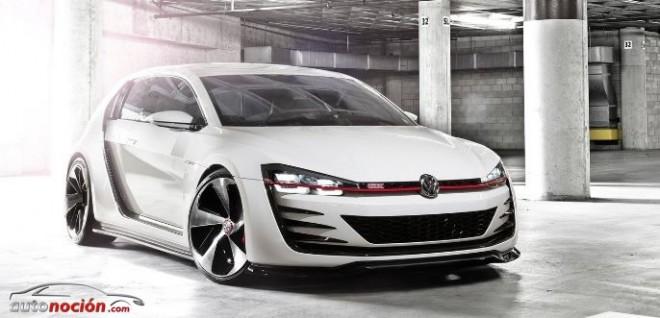Confirmado, Volkswagen Golf R Evo: Más de 370 cv y materiales ligeros…