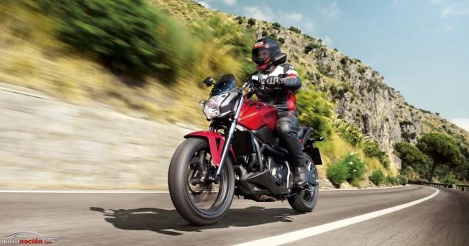 Nueva Honda NC 750S ya disponible