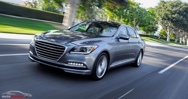 La exclusividad al alcance de unos pocos: Nuevo Hyundai Genesis