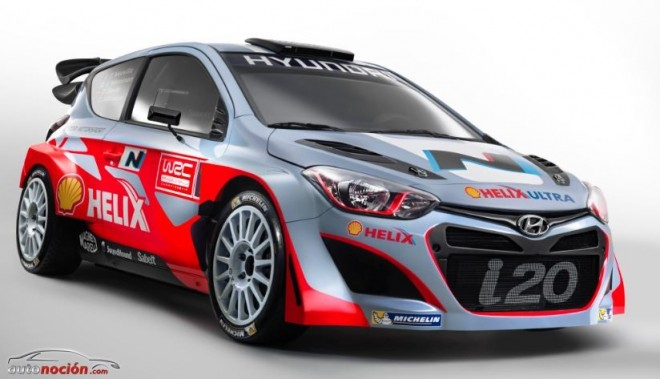 Hyundai Shell World Rallye Team probará su fortaleza en el Rallye de MonteCarlo