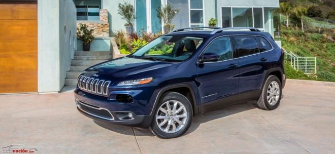 Jeep: Nuevo récord histórico de ventas globales en 2013