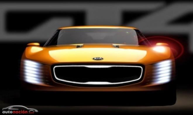 Kia GT4 Stinger: Algunos detalles del 2+2 Coreano