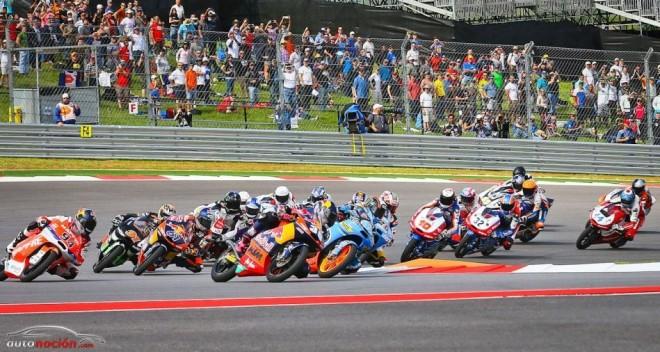 Lista provisional de inscritos en Moto3 para 2014