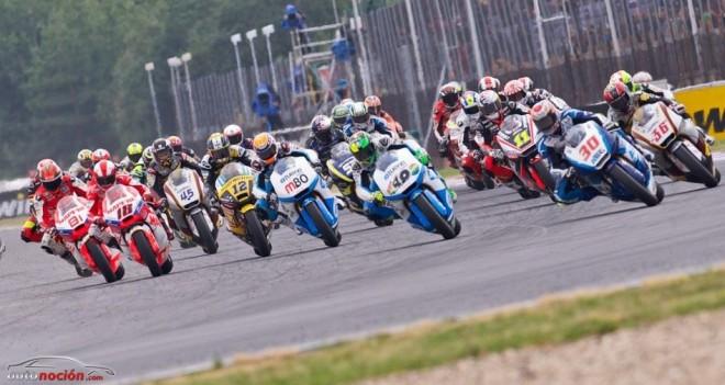 Lista provisional de inscritos en Moto2 para 2014