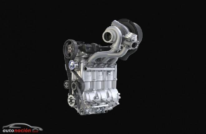 Nissan DIG-T R: Un motor ultracompacto de 1.5 litros y tres cilindros que desarrolla 400 cv y 380 Nm de par