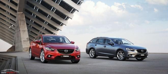 Mazda tiene previsto crecer un 30% en 2014