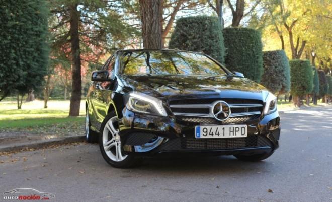 Prueba Mercedes-Benz Clase A 180 CDI: Con el más eficiente de la gama hemos logrado 3.6 litros a los 100 km