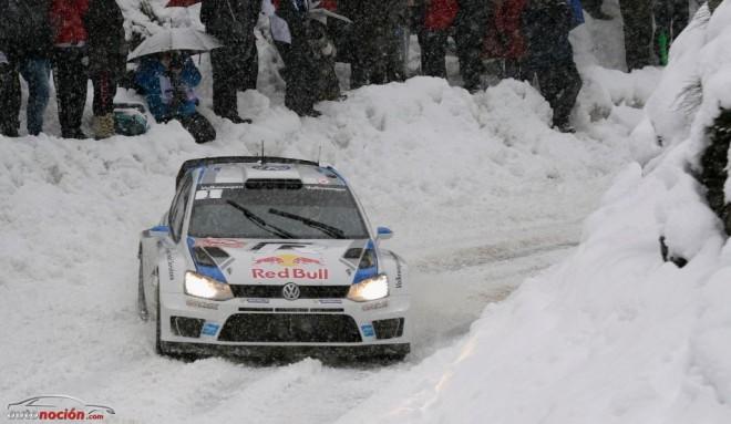WRC: Sebastien Ogier comienza el mundial con una victoria trabajada en Monte Carlo