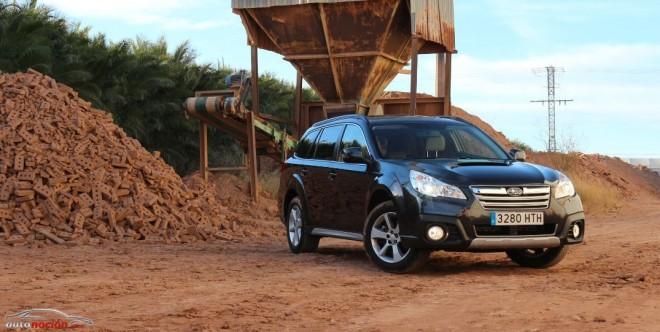 Prueba Subaru Outback 2.0TD Lineartronic: Un ejecutivo al que le gusta el campo y quiere espacio para la familia
