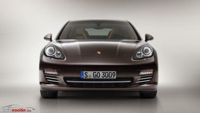 Porsche nos habla de una berlina por debajo del Panamera