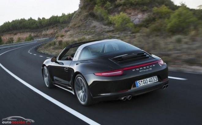 Así es el Porsche 911 Targa: El regreso del diseño de los 60 a Stuttgart