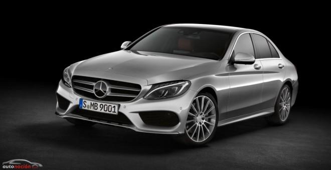 El nuevo Mercedes Clase C parte de 34.950 €
