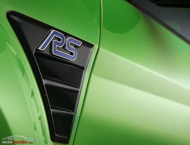Ford Focus RS: Podríamos hablar de un EcoBoost de 2.3 litros y 330 cv