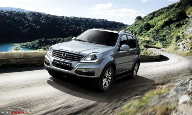 La marca de coches coreana más antigua crece más de un 20%