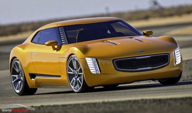 Más imágenes del KIA GT4 Stinger