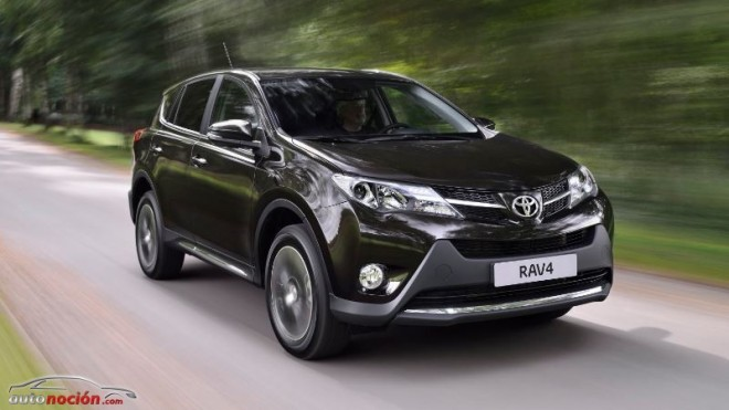 Celebra los 20 años del Toyota RAV4 con su nueva gama