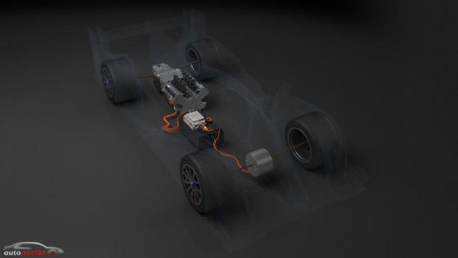 Toyota Racing competirá en el WEC con el prototipo TS040 HYBRID