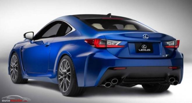 Lexus RC F: ¿Le damos una oportunidad frente al M4, C63 AMG y RS5?