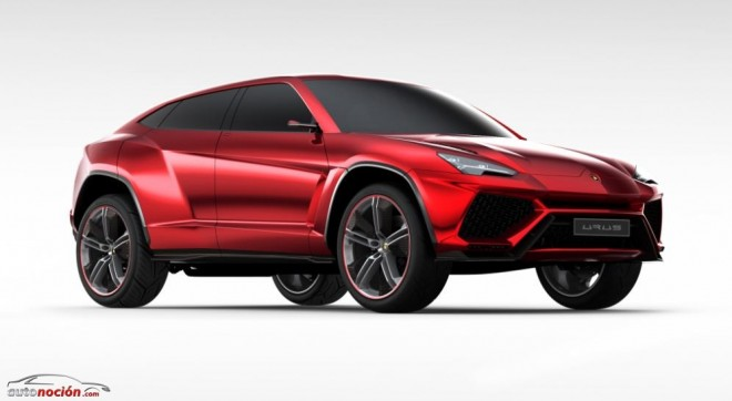 El SUV de Lamborghini continúa esperando la luz verde