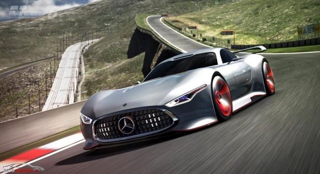 Mercedes-Benz AMG Vision Gran Turismo Racing Series: Más ligero y potente