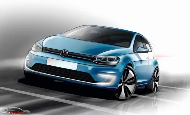 Volkswagen Golf GTE: Una versión híbrida plug-in de 204 cv a la altura del GTI