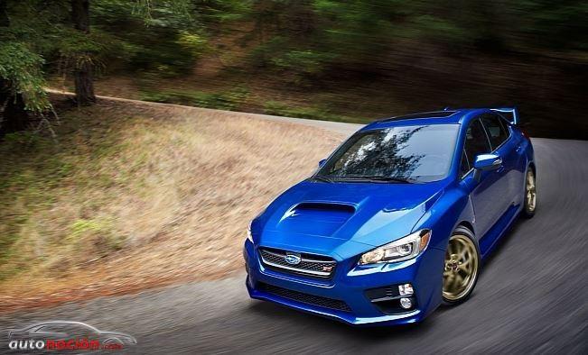 El Subaru WRX STI, un piloto de rallies y el párking del Kinépolis: trinomio perfecto para el evento 'Los 7 Furiosos'