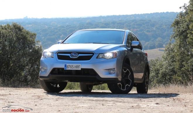 Prueba Subaru XV 2.0TD 6MT Executive Plus: Polivalencia en tamaño compacto